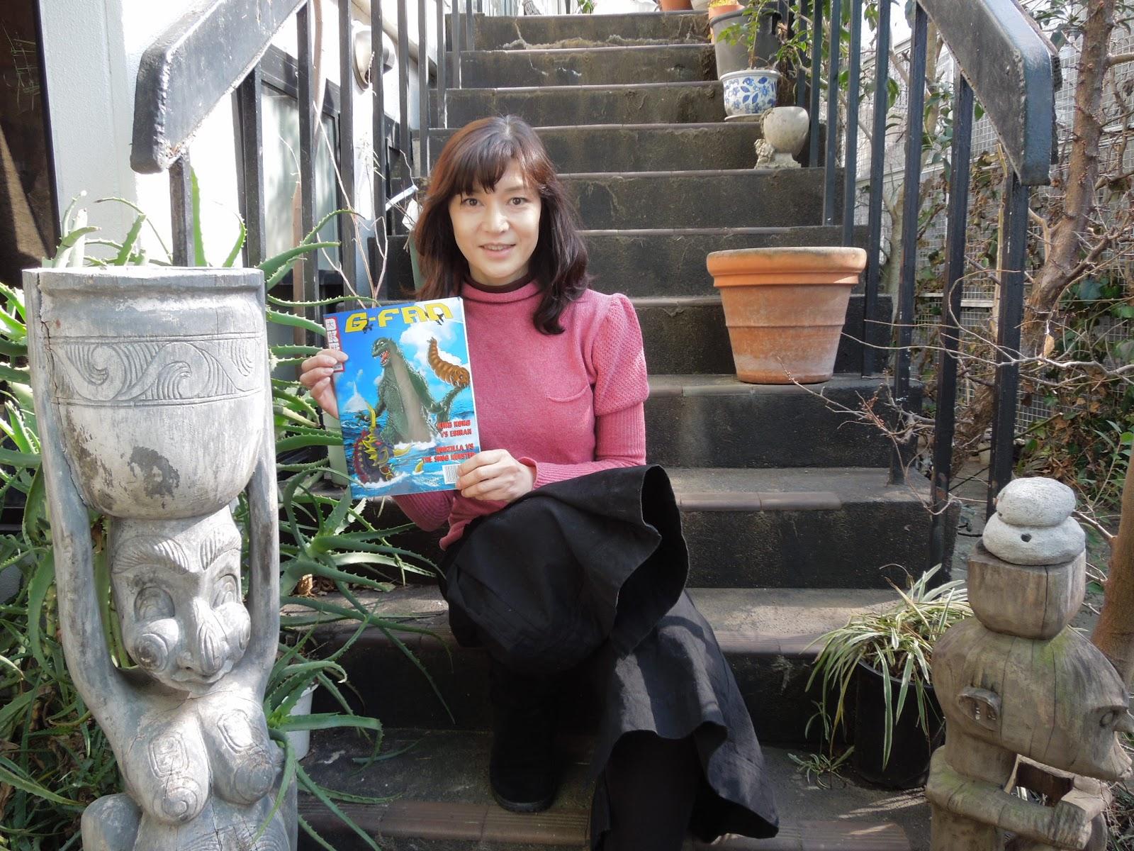 Anna Nakagawa Anna Nakagawa new foto