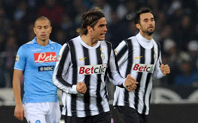 Napoli 3 - 3 Juventus (3)
