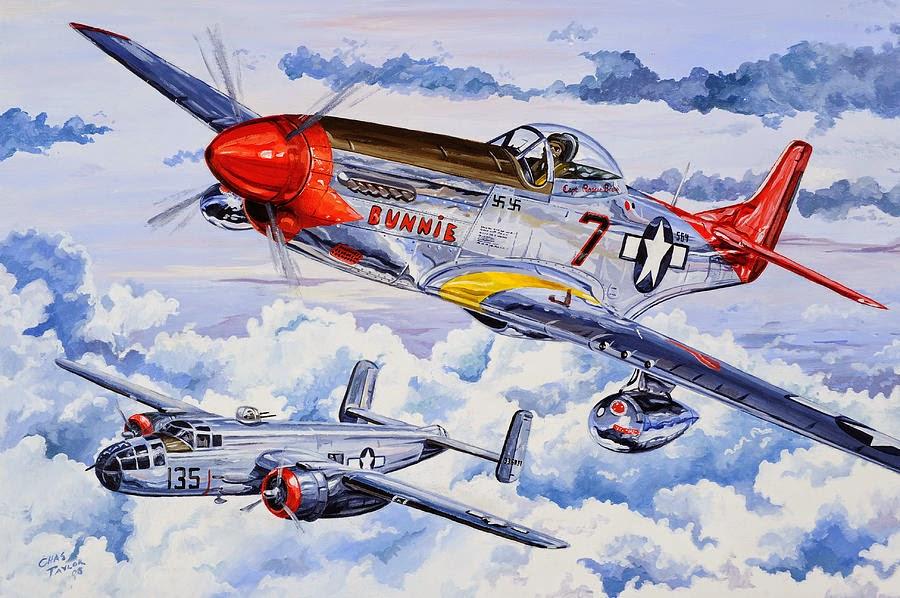 Chant Du D 233 Part The Tuskegee Airmen