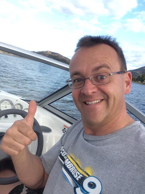 teambray moogerah camping boat