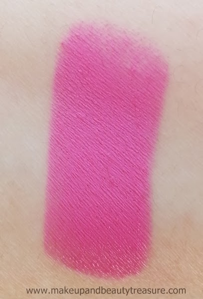 Faces Cosmetics Ultra Moist Lipstick in Pretty Pink