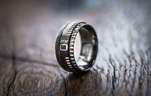 Spinner Wedding Bands 78 Awesome The finish on this
