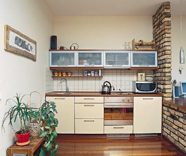 Small Nice Kitchen Design