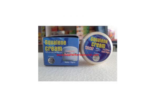 Squalene Cream (Cerahkan Kulit Wajah)