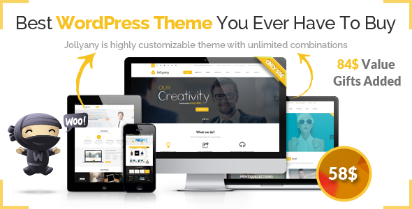 themeforest wp theme
