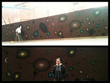 2011. STREET ART.MURAL. GIRONA.