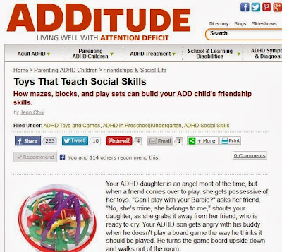 TaT: Looking for Social Skills Toys for Preschoolers?
