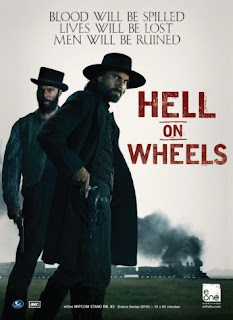 Hell On Wheels Season 1 - Hell On Wheels Season 1
