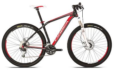 2013 Orbea Alma 29er H60 Bike