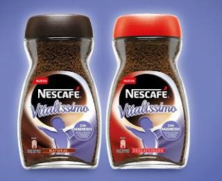 Prueba Nescafé vitalissimo