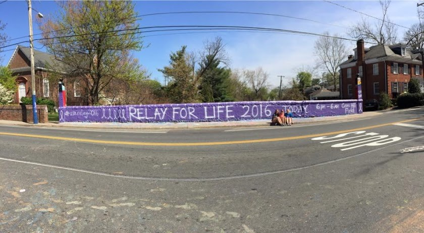 Relay For Life at UVA