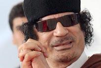 La última carta de Gaddafi