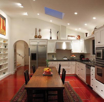 Dise os y tipos de pisos para cocina para que elijas el for Decoracion pisos normales