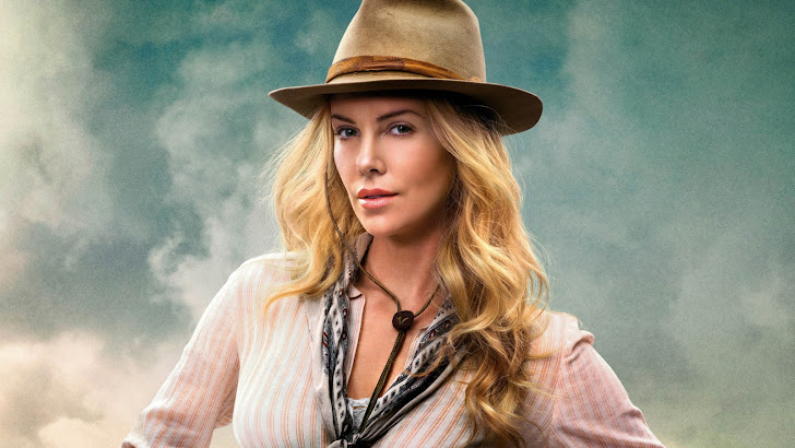 charlize theron as ruth in a million ways to die in the west movie 2014 girl