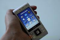 Sony Ericsson C905 Specifications