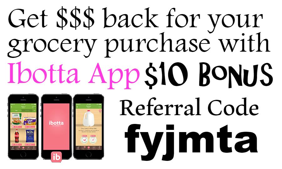 Ibotta App Codes, Ibotta Referral Code, Ibotta Welcome Bonus