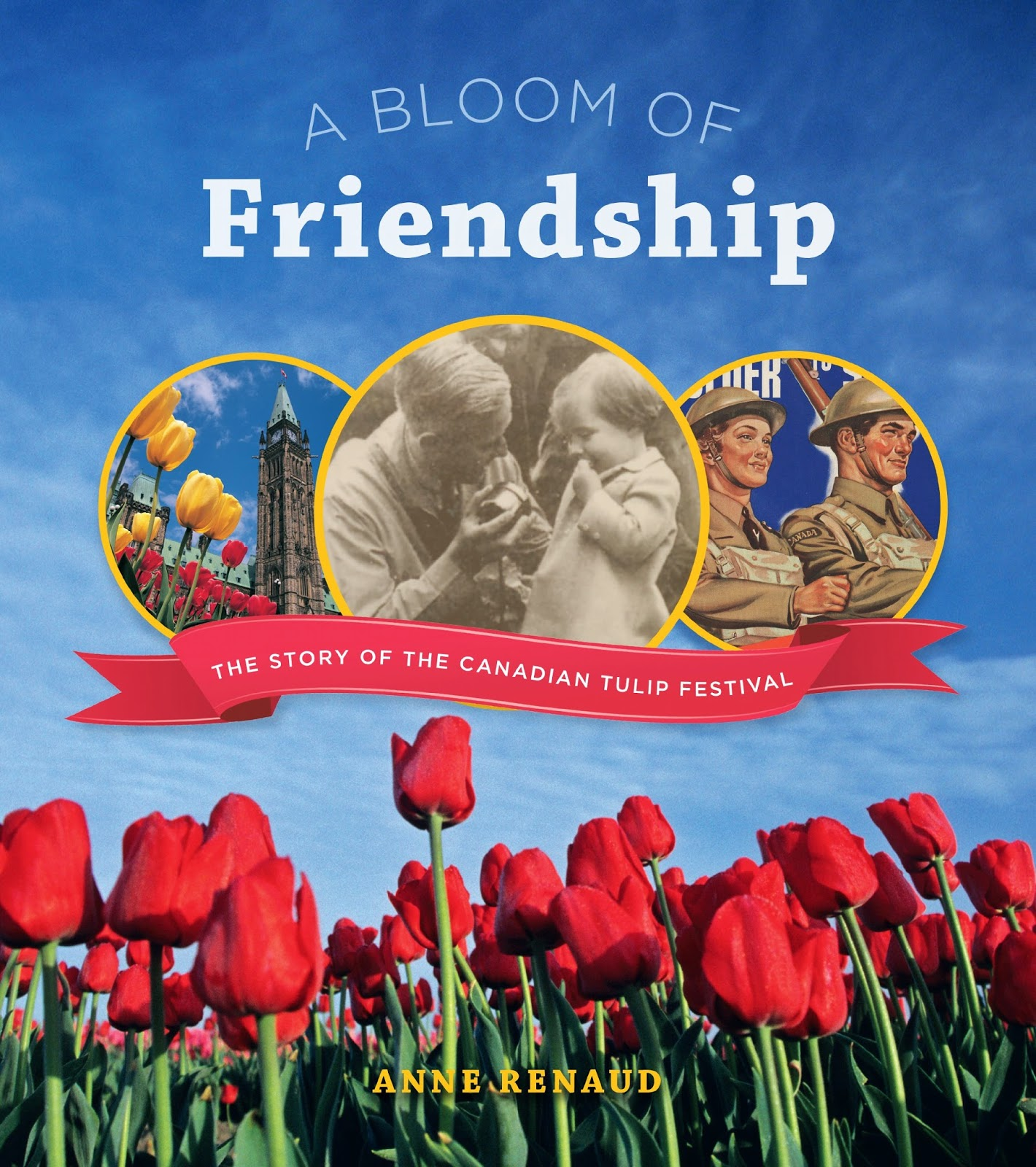 A Bloom of Friendship by Anne Renaud