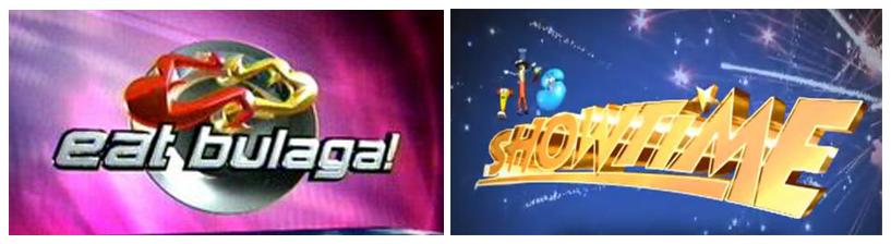 Eat Bulaga versus It's Showtime CMABLOGS