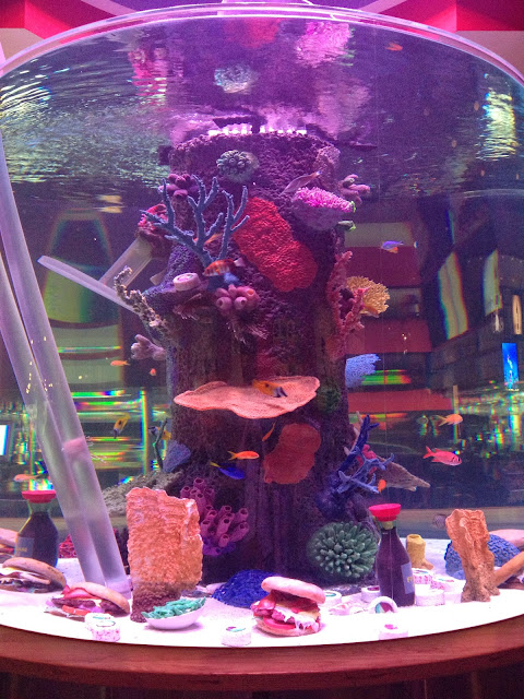 Fish tank made on Tanked