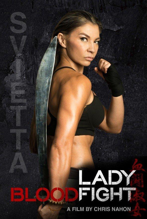 Võ Đài Đẫm Máu, Lady Bloodfight