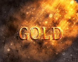 Gold Photoshop Gradients