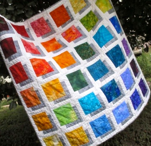 Shadow Box Quilt Free Tutorial