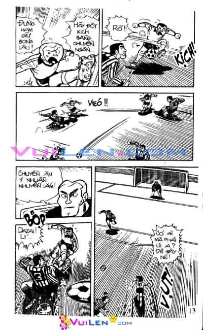 Jindodinho - Đường Dẫn Đến Khung Thành III  Tập 9 page 13 Congtruyen24h