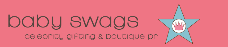 Celebrity Gifting by Baby Swags