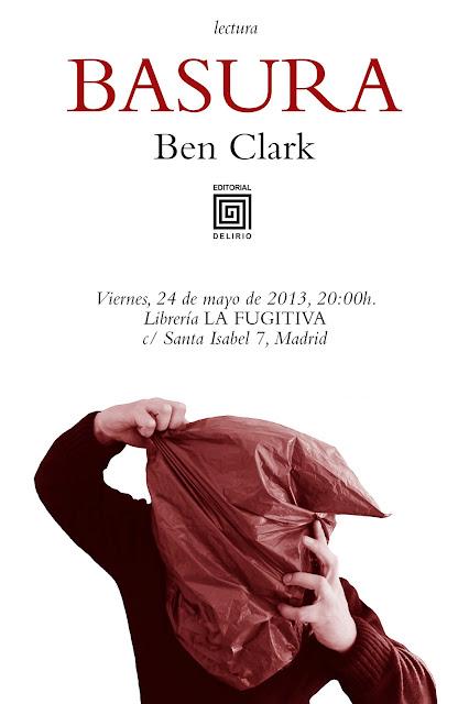 Ben Clark Editorial Delirio