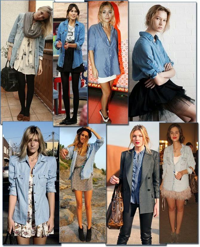 camisa jeans, como usar, look com camisa jeans, blog camila andrade, blog de moda de ribeirão preto
