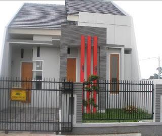 Gambar Rumah Modern Sederhana