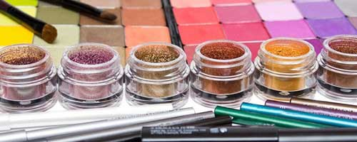 maquillaje y cosmeticos