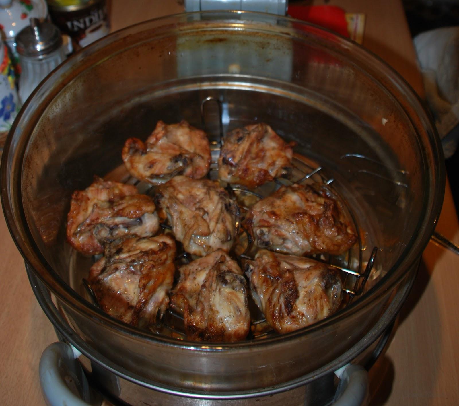 Курица с овощами в аэрогриле рецепты пошагово