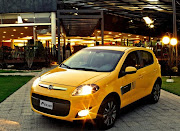 Fiat Palio is a production of the Fiat factory in Betim, .