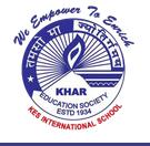 KES International School Khar Logo