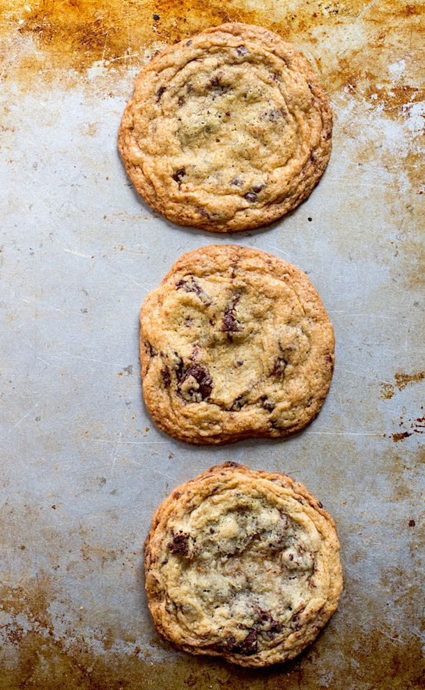 Recipe >> Best Gluten-Free Chocolate Chip Cookies @ heartbeetkitchen ...