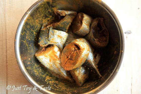 Resep ikan tongkol masak rica-rica
