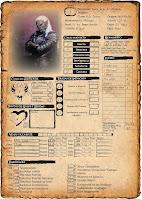 Dragones y mazmorras crea tu hoja de personaje - Juego de crear tu personaje y tu casa ...