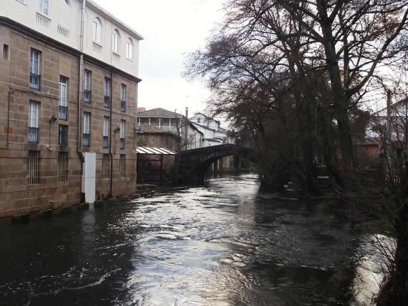 1000 lugares en galicia ba os de molgas ourense balneario r o arnoia puente romano y parque - Banos de molgas ...