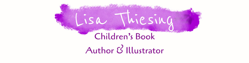 Children's Book Illustration Portfolio - Lisa Thiesing