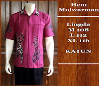 Kemeja Batik BP 5787
