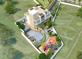 35 amenities to be enjoyed by only 80 lucky families, infinity edge swimming pool,