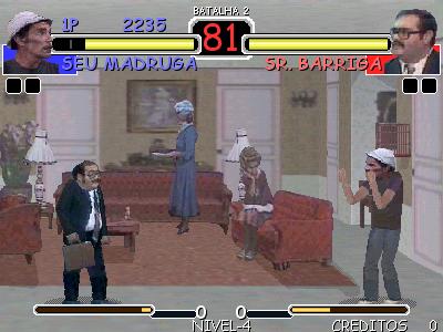 Don Ramon y el Señor Barriga