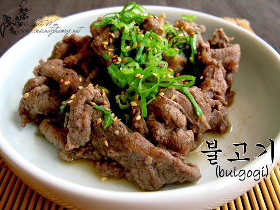 Resep Masakan Korea Bulgogi