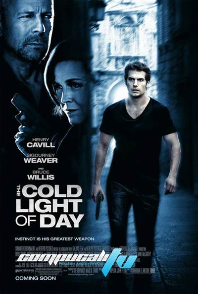 The Cold Light of Day DVDRip Español Latino Película Estreno 2012