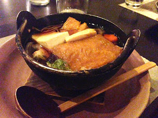 Mino - Mosman, Sydney - Tofu hot pot