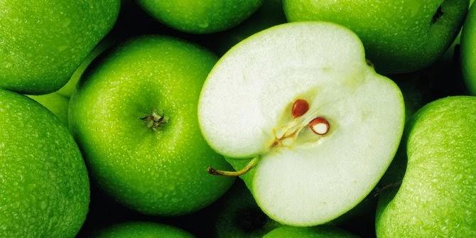 Inilah Lima Khasiat apel hijau untuk kecantikan para wanita