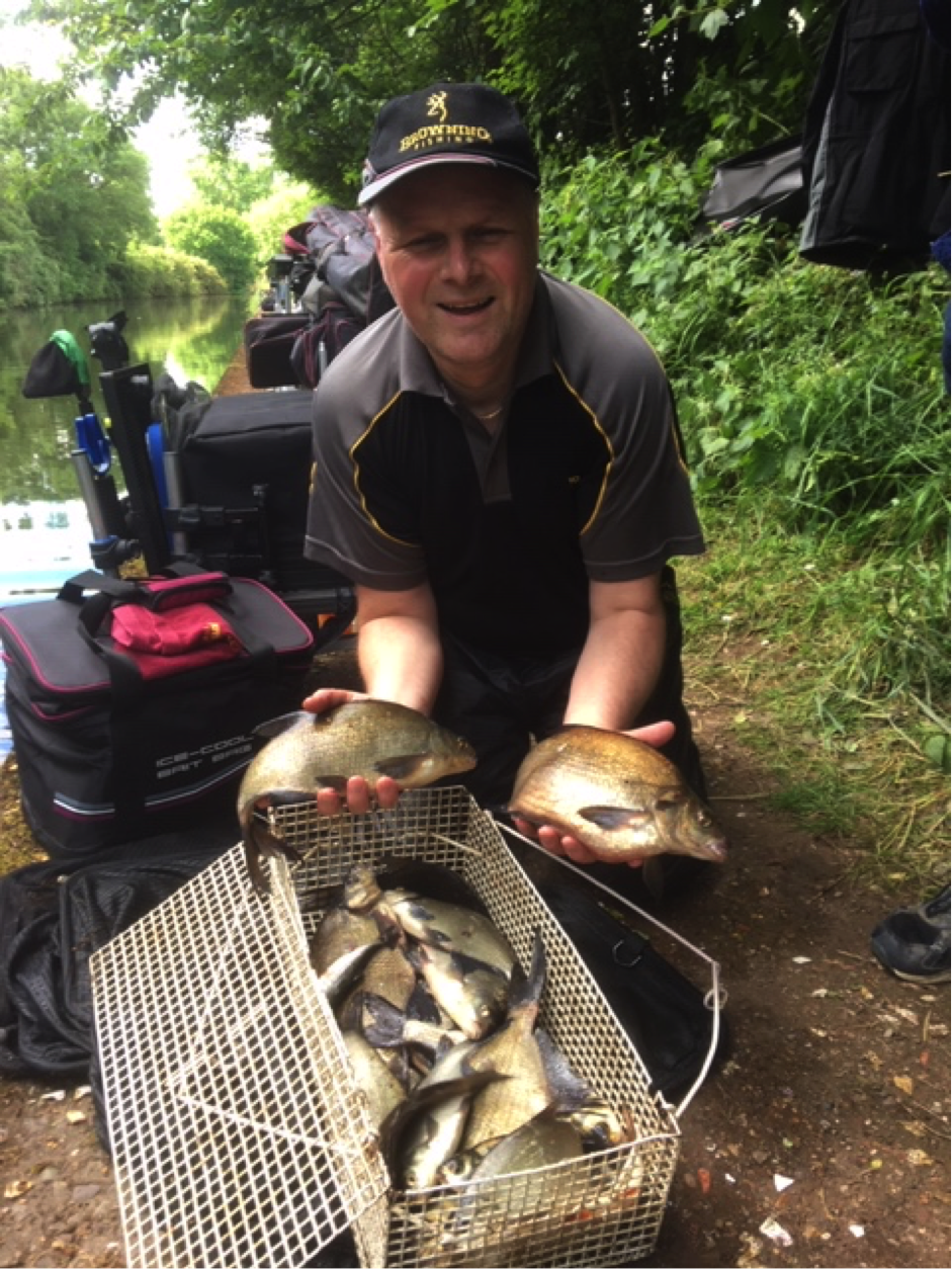 David Mellors on Mark pollard floats