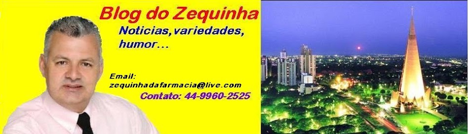 BLOG DO ZEQUINHA