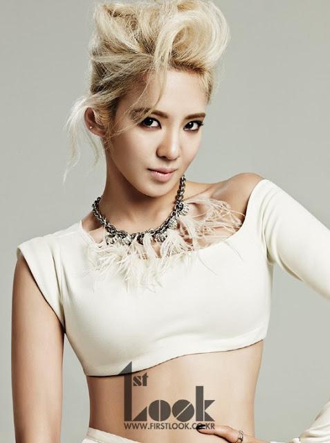 girls generation , hyoyeon, snsd